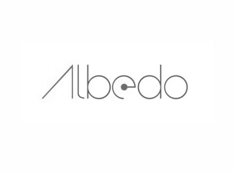 Logo firmy Albedo - jednego z naszych klientów