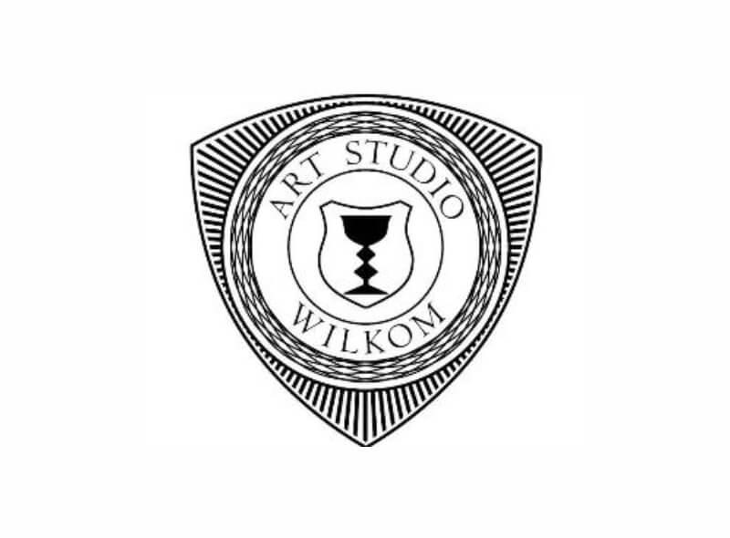 Logo firmy Art Studio Wilkom - jednego z naszych klientów