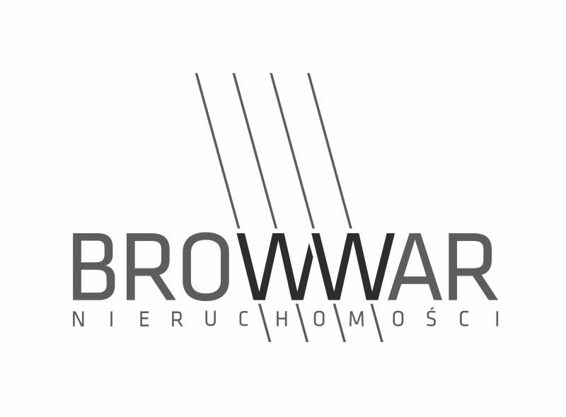 Logo firmy Browwar - jednego z naszych klientów