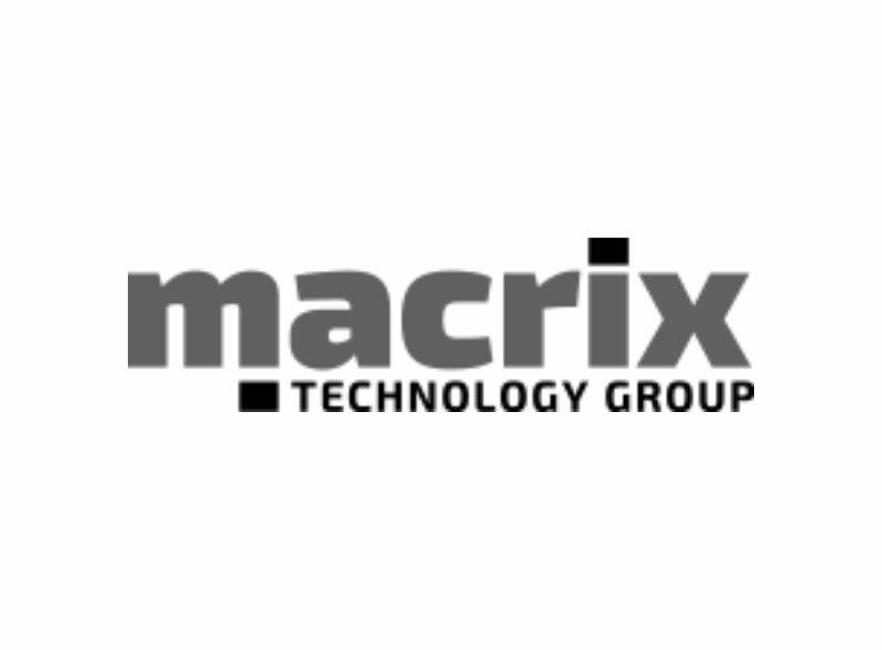 Logo firmy MACRIX Polska - jednego z naszych klientów