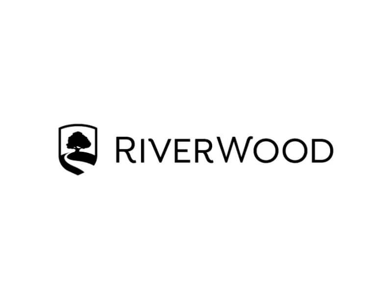 Logo firmy Riverwood - jednego z naszych klientów
