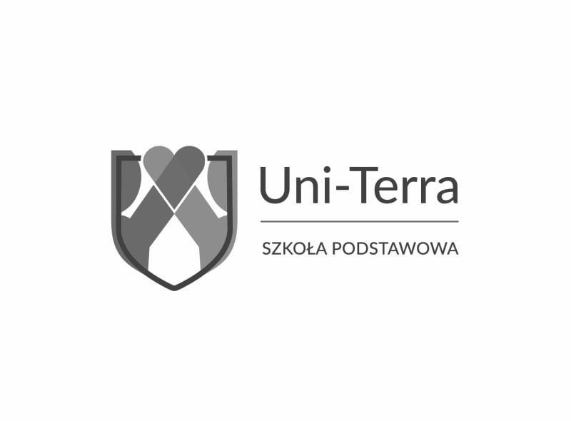 Logo Szkoły Podstawowej Uni-Terra - jednego z naszych klientów